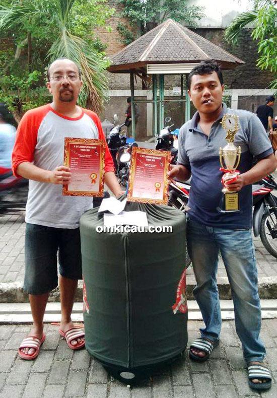 Om Anton Tegal dan MB Halilintar