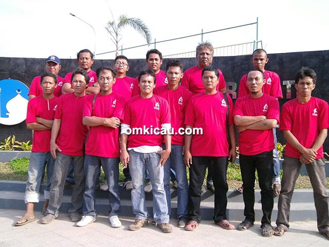 Panitia dan tim juri Adipati Cup