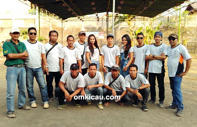 Panitia dan Juri Borobudur Cup