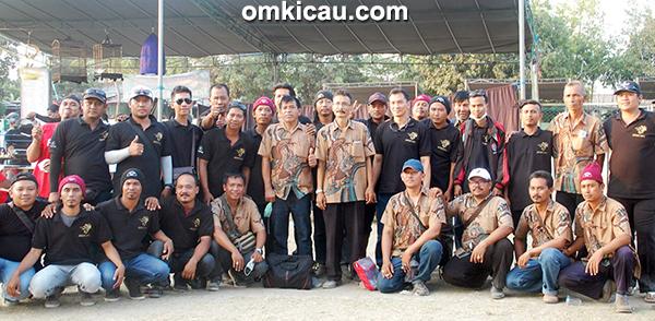 Panitia dan juri Jatayu Cup Denpasar