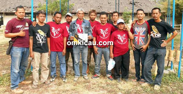 Panitia Kicau Mania VOC Cemani Solo Raya