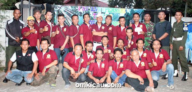 Personel TMII BC bersama Panitia KBN