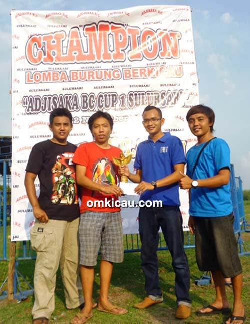 ABF Team Pati juara umum SF