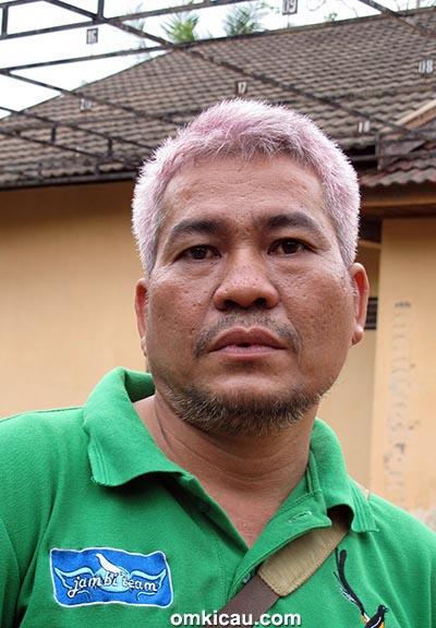 Om Adi Pirang, ketua panitia Latber Kenali