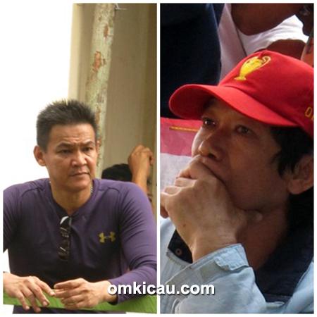 Ahong Kadaci dan Welly