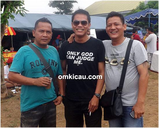 Anank, Indra, dan Hans Oli