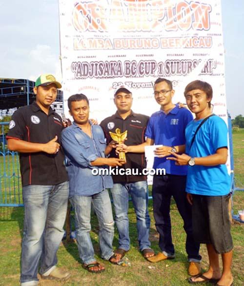 Duta Wali Kota Solo juara umum BC
