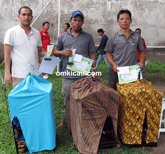 Latihan Pesona Jambi - juara kelas kacer
