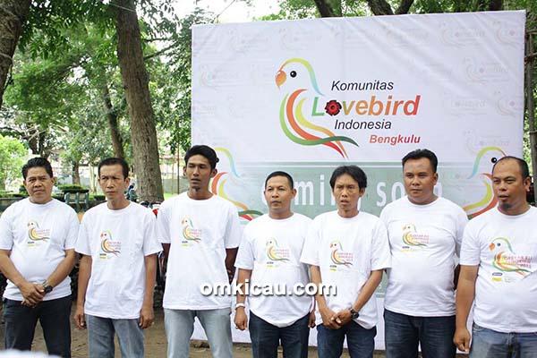 Juri-juri Gebyar KLI Bengkulu
