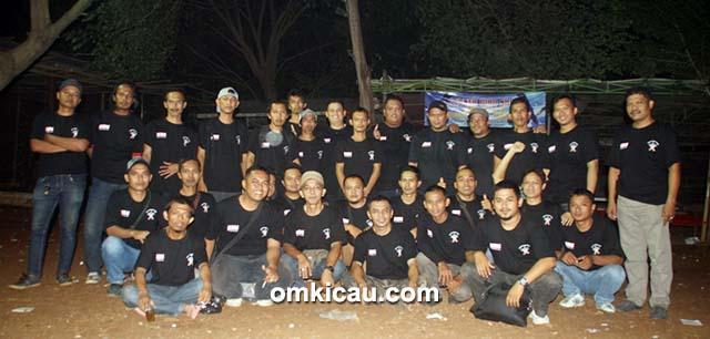 Kobac Team dan Taman Radja Team