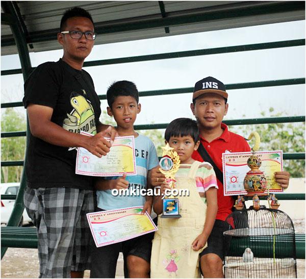 Om Nanang Kris dan LB DJ Krisna