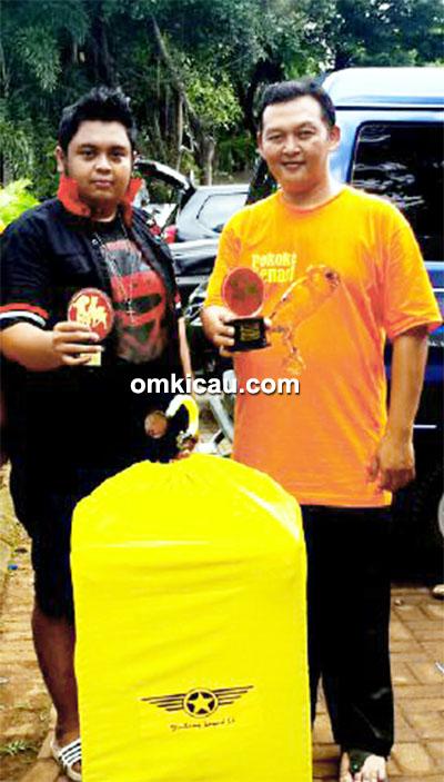 Om Joko TJM dan Om Fahmi Rukmana