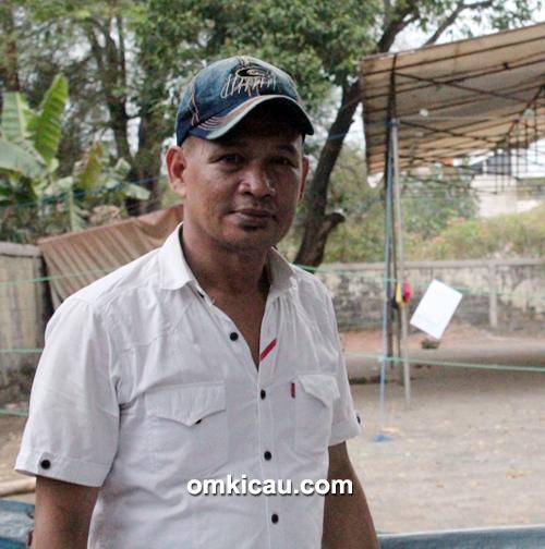 Om Yakub, pimpinan Independen Enterprise