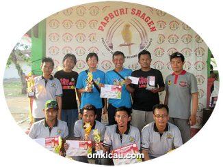 Papburi Solo juara umum BC