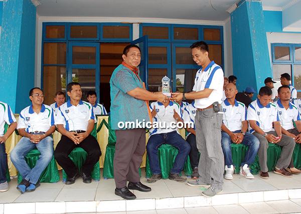 Lomba Bupati HSS Cup III