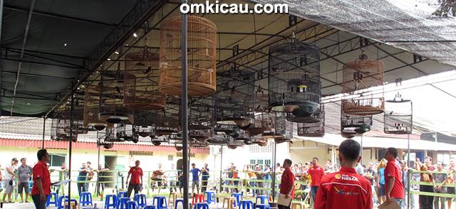 Latihan Special Ceria di Lapangan Kadaci Jambi