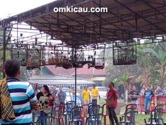 Suasana latihan spesial di Lapangan Sukarejo Team Jambi