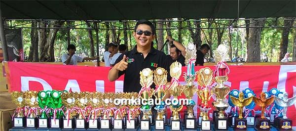 Om Tona KLI, ketua KLI Korwil Bengkulu