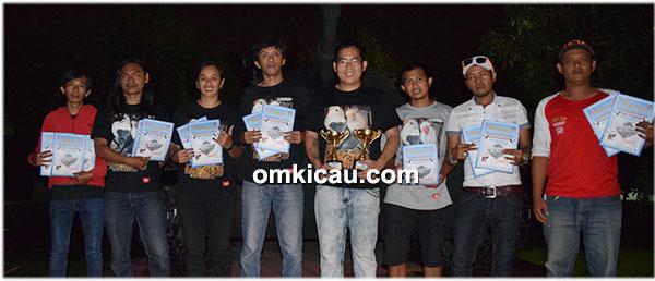 Om Ade dan KKLB Team