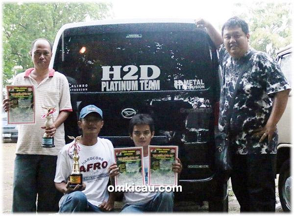 Om Hung-Hung dan Om Iwan Platinum