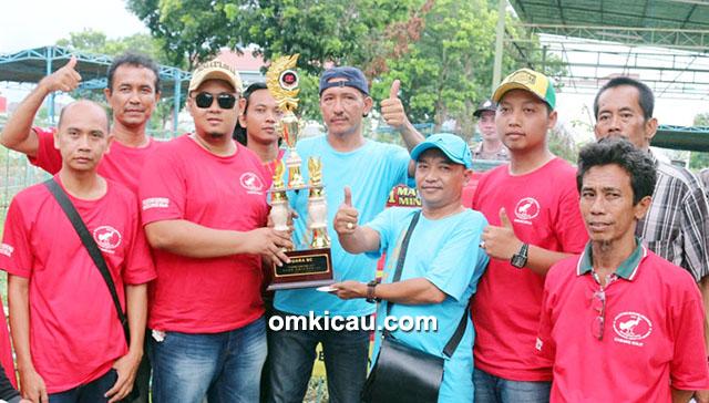 Duta Wali Kota Solo raih juara umum
