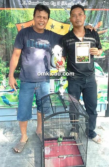 Om Ula dan cucak hijau Maharani