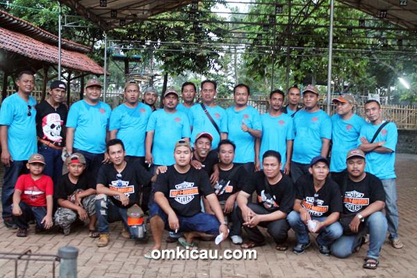Panitia 3rd Anniversary Kelapa Dua Enterprise