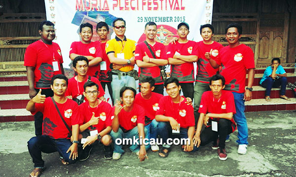 Panitia Festival Pleci Nasional 2015