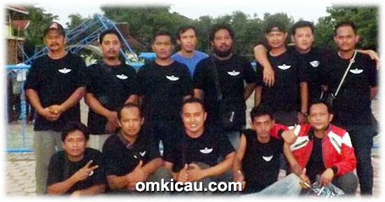 Panitia RRKM Cup II Ponorogo