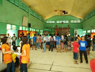 Suasana Latpres Papburi Pasuruan