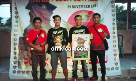PCMI Chapter Bandung juara umum