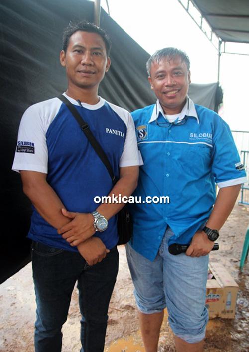 Om Yogi Prayogi dan Om Rofiq Sony