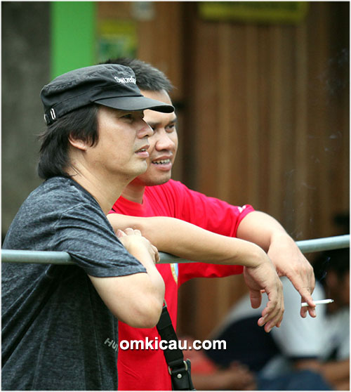 Om Andy Donk