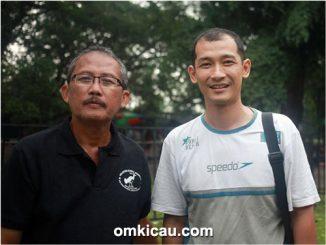 Om Agus Sanjaya dan Om Budi Mik