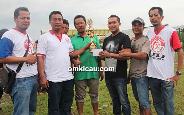 Duta Lawu Award juara umum BC