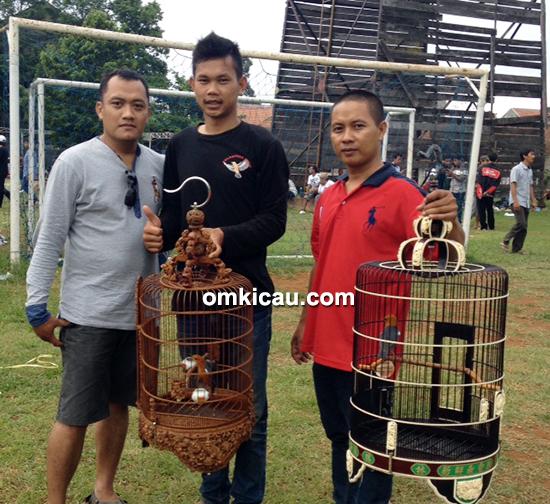 Om Fahmi Kobelco dan anis merah Dinamit