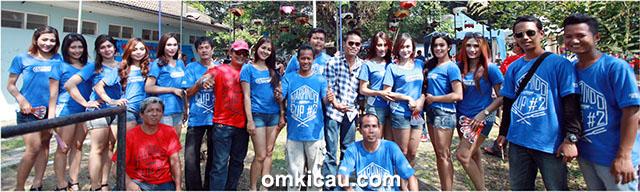panitia Harpindo Jaya Cup II