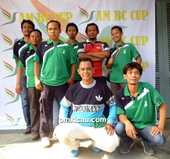 Juri-juri SAM BC Cup Rembang