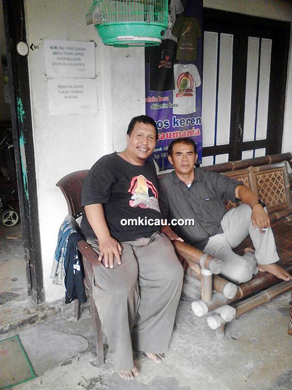 Om Wardoyo dan Om Ridlo Figas