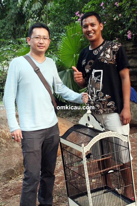 Om Willy Belitung dan Om Dedy Depok