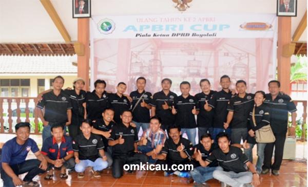 Kontes kenari 2nd Anniversary APBRI Cup