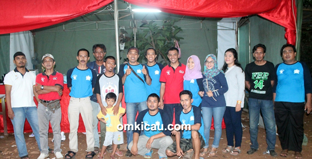 Panitia Road to Polo Homme - Taman Radja Team