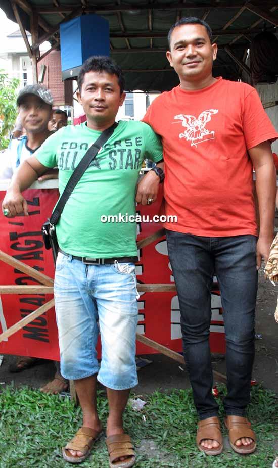 Om Arman dan Om Arie Osco Petro BC