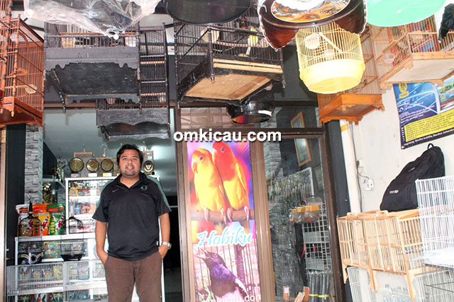 Om Yamani dan Hobiku Pet Shop