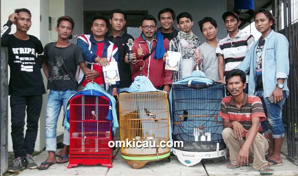 H OP SF feat Kemaki Team