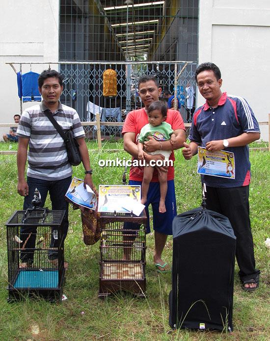 Adipati Jangkar Jambi - juara kenari