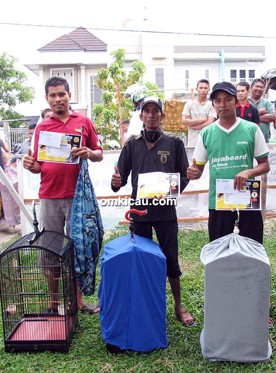 Latber Osco Petro BC Jambi