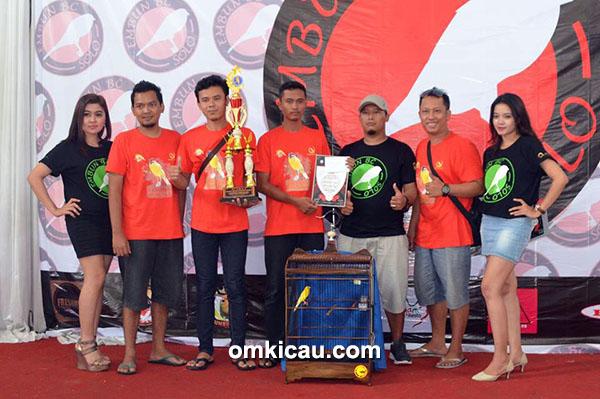SKC Jogja Team dan kenari D'Special One
