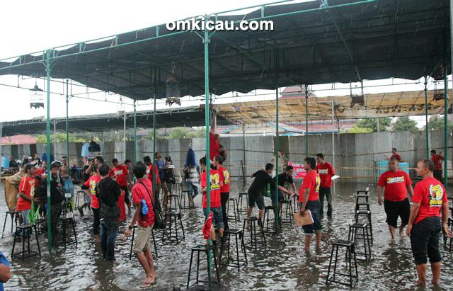 Lomba burung berkicau SSC Cup Semarang