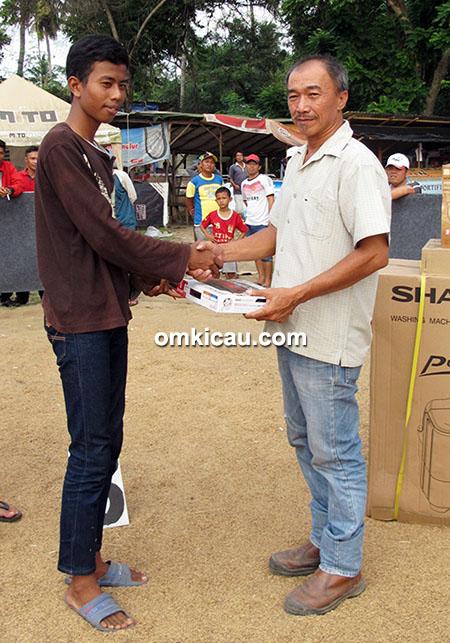 juara 6 merpati tinggian Shi Shuak Cup